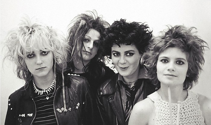 Here to be Heard: The Story of The Slits Still