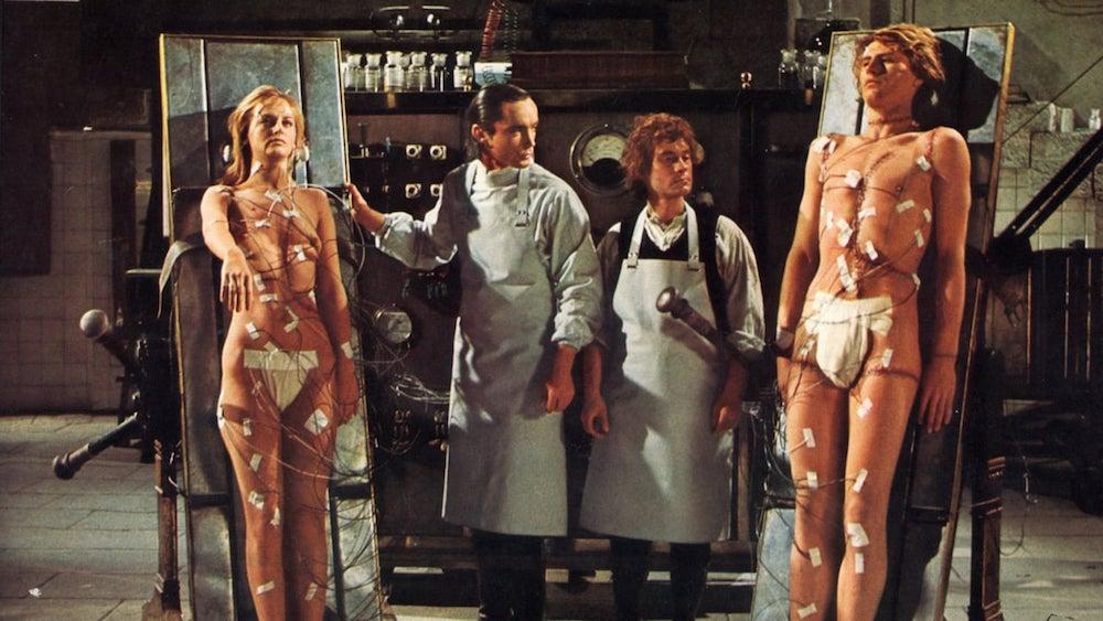 Andy Warhols Frankenstein Still